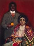 Живопись | Кес ван Донген | Люси и её партнер, 1911