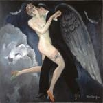 Живопись | Кес ван Донген | Танго с архангелом, 1922-35