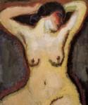 Живопись | Кес ван Донген | Торс идола, 1905