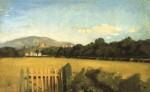 Живопись | Рафаэлло Сернези | Луга в Кашине, 1860