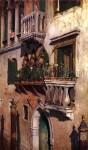 Живопись | Уиллард Лерой Меткалф | Венеция, 1877