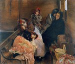 Живопись | Хоакин Соролья-и-Бастида | Белые рабыни, 1884