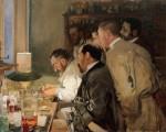Живопись | Хоакин Соролья-и-Бастида | Научное исследование, 1897