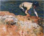 Живопись | Хоакин Соролья-и-Бастида | Поиск моллюсков, 1905