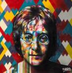Стрит-арт | Эдуардо Кобра | Джон Леннон