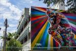 Стрит-арт | Эдуардо Кобра | Мыслитель