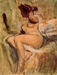 Живопись | Игнасио Пиназо Камарленх | Female Nude