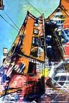 Живопись | Милана Ювента | Urban trip, 2014