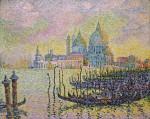 Живопись | Поль Синьяк | Гранд-канал. Венеция, 1905