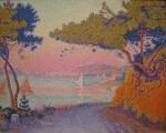Живопись | Поль Синьяк | Golfe Juan, 1896