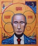 Живопись | Сергей Суксин | Путин Вседержитель