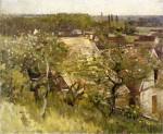 Живопись | Теодор Робинсон | In the Orchard, 1889