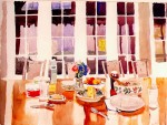 Живопись | Фэрфилд Портер | Натюрморт, 1975