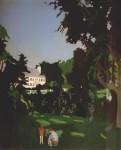 Живопись | Фэрфилд Портер | Шесть часов утра, 1964