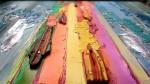 Живопись | Nata Vonk | 1 картина Цветные тени