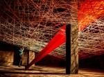 Инсталляция | Алена Коган | Схема рождения нового мира