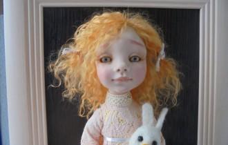 Художница по куклам Ирина Медянцева