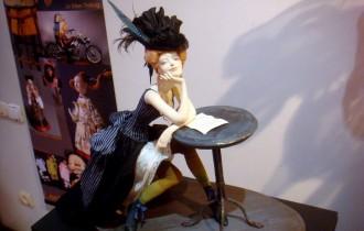 Художница по куклам Наталья Победина