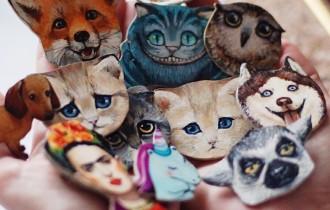 Невероятные миниатюры от panna-dolla