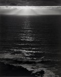 Фотография | Ансел Адамс | Sundown, the Pacific, 1946