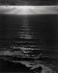 Фотография | Ансел Адамс | Sundown, the Pacific, 1946