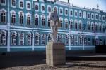 Граффити | Александр Гущин | Ленин — град | Фото © Александр Горбунов