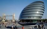 Архитектура | Норман Фостер | «Сити-холл», Лондон