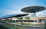 Архитектура | Норман Фостер | Станция «Экспо», Сингапур