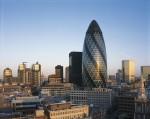 Архитектура | Норман Фостер | 30 St Mary Axe, Лондон