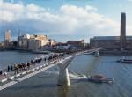 Архитектура | Норман Фостер | Millennium Footbridge, Лондон