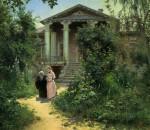 Живопись | Василий Поленов | Бабушкин сад, 1878