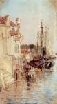 Живопись | Василий Поленов | Венеция. Каналы, 1890-е