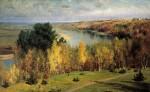 Живопись | Василий Поленов | Золотая осень, 1893