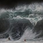 Живопись | Джоэл Ри | Brave This Storm