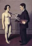 Живопись | Рене Магритт | Попытка невозможного, 1928