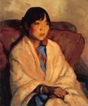 Живопись | Роберт Генри | Julianita, 1917