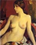 Живопись | Роберт Генри | Mata Moana, 1920