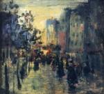 Живопись | Роберт Генри | Misty Effect, Paris
