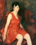 Живопись | Роберт Генри | The Little Dancer, 1918