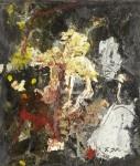 Живопись | Сёдзо Симамото | Untitled, 1954