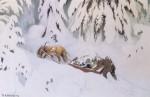 Живопись | Теодор Киттельсен | Рождественский тролль, 1907