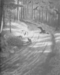 Иллюстрация | Теодор Киттельсен | Чёрная смерть | Нищий