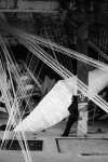 Инсталляция | Алёна Коган | Прорыв, 2017, СПб, музей Стрит Арта | Фото © Виталий Акимов