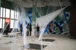 Инсталляция | Алёна Коган | Прорыв, 2017, СПб, музей Стрит-Арта