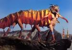 Фотография | Клайв Эрроусмит | Pirelli, 1992 | Дракон
