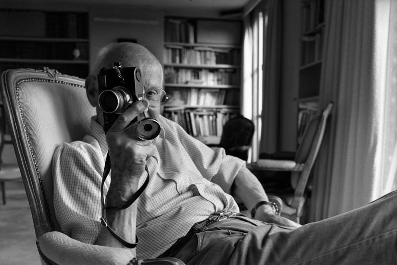 Великий фотограф.       Анри Картье-Брессон