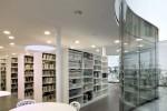 Архитектура   Исодзаки Арата   Библиотека, Маранелло, Италия