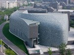 Архитектура | Исодзаки Арата | Музей искусств Центральной академии художеств (CAFA), Пекин, Китай