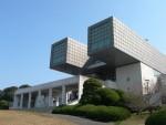 Архитектура   Исодзаки Арата   Муниципальный художественный музей, Китакюсю, Япония