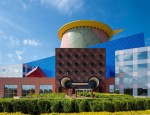 Архитектура   Исодзаки Арата   Штаб-квартира Disney, Орландо, США